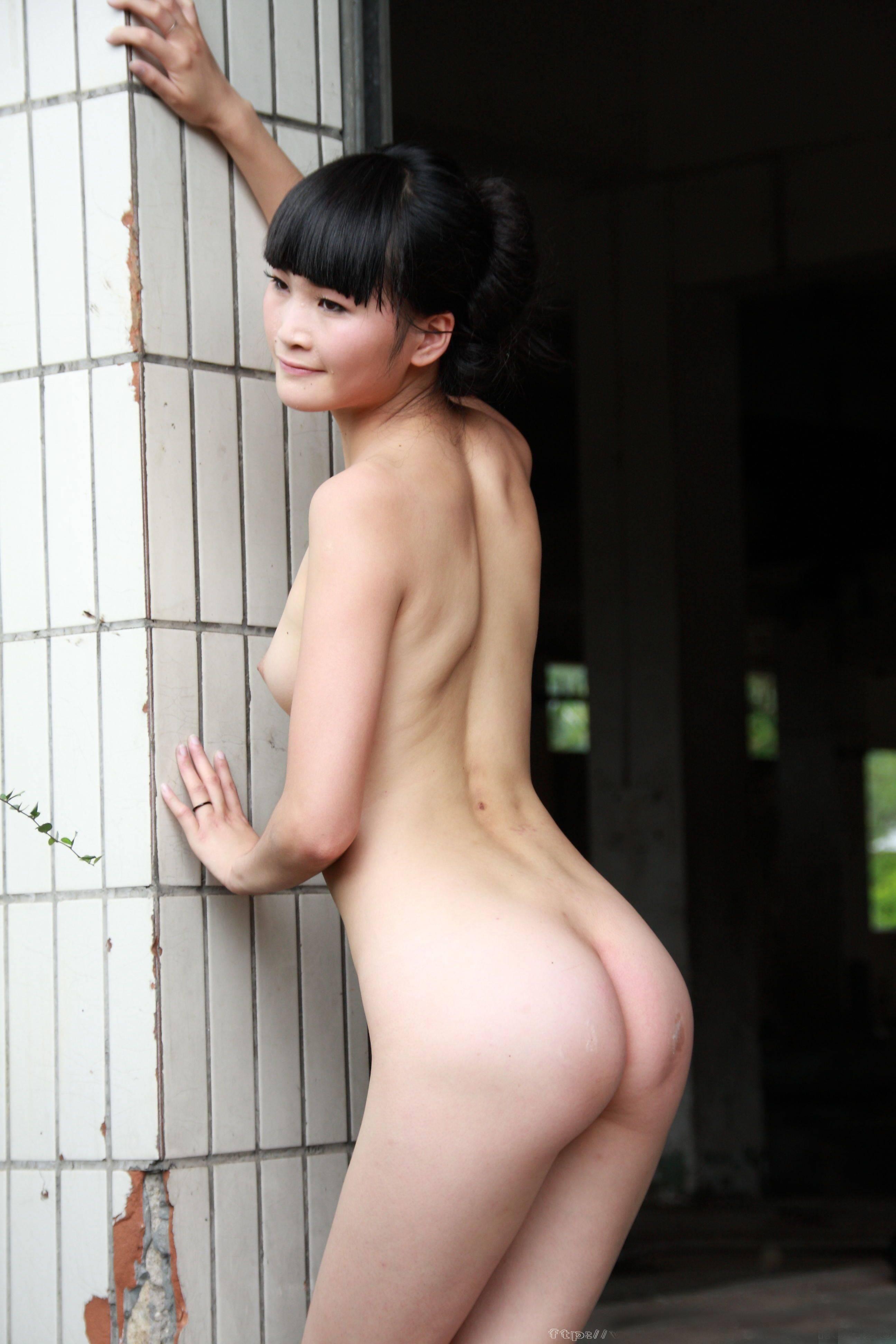 model chinese wajah manis pamer memek bulu jembut hitam