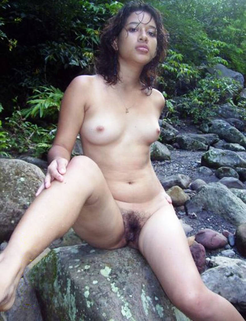 Naked girls in jungle pix exploited clip